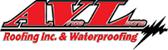 AVL Roofing, Inc. Logo